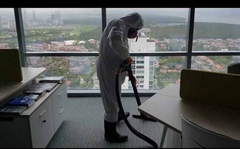 Limpieza de oficinas en Panamá