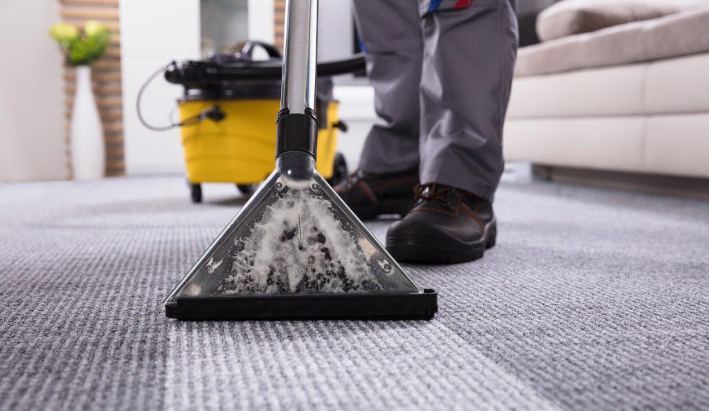 Limpieza de alfombras en Panamá